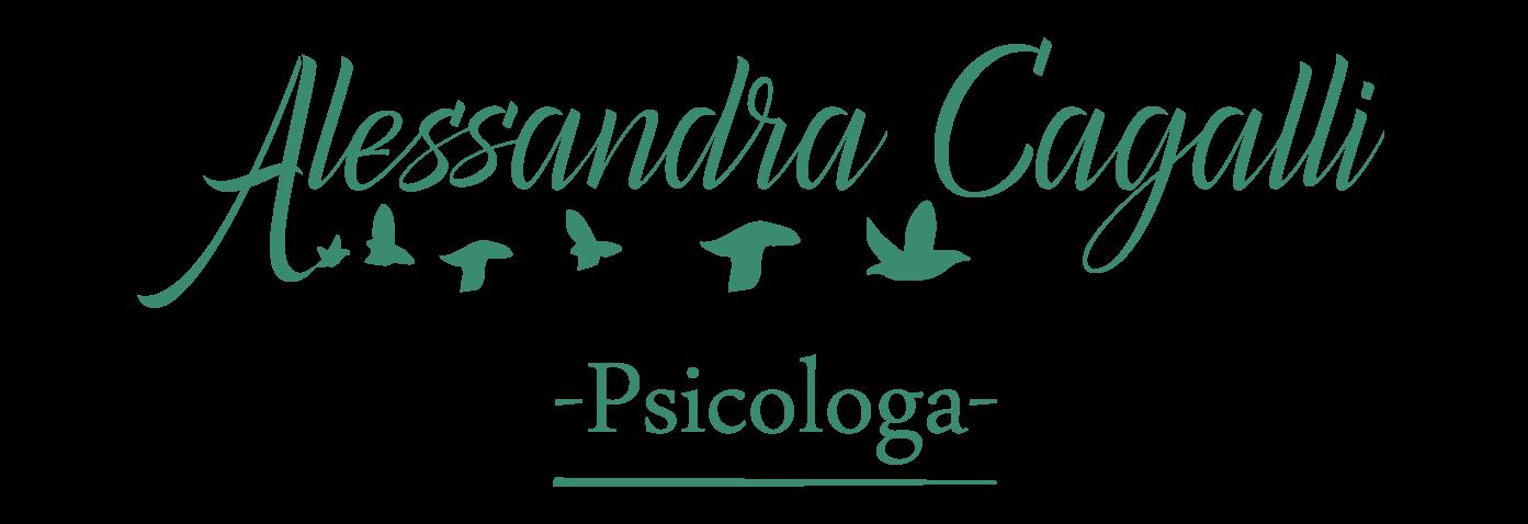 Alessandra Cagalli Psicologa
